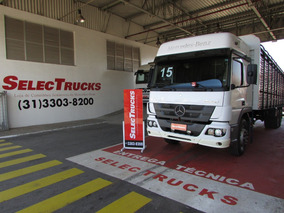 Atego 2430 2015/2015 = Cargo = Iveco = Vm
