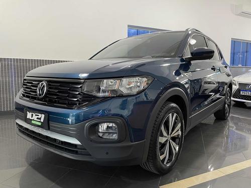 Imagem 1 de 15 de Volkswagen T-cross 1.0 200 Tsi Total Flex Comfortline-2021