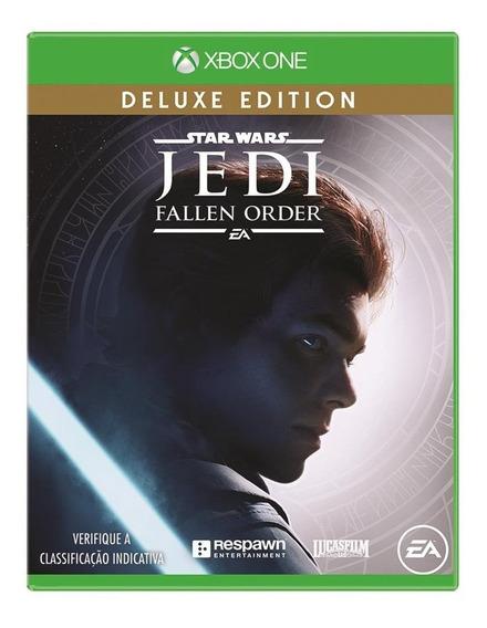 Star Wars Jedi Fallen Order Edição Deluxe Xbox One 25 Digito