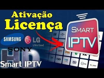 Smarttv Licença Vitalicia