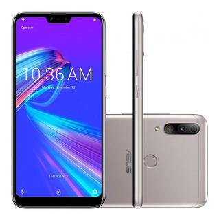 Smartphone Asus Zenfone Max Shot 64gb Silver 4g Tela 6.2
