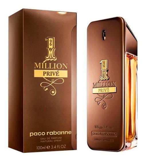 One Million Prive 100 Ml Eau De Parfum De Paco Rabanne