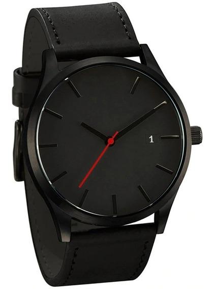 Relógio Masculino Lvpai Original Pulseira Couro