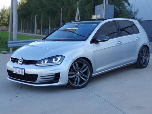 Volkswagen Golf 1.4tsi Dsg Blindado