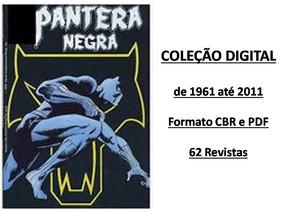 Coleção Digital Pantera Negra (de 1961 Até 2010)