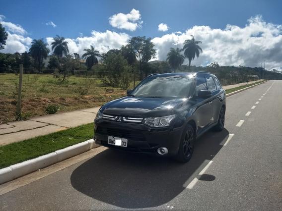 Mitsubishi New Outlander 2014