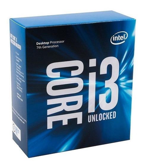 Processador Intel Core I3-7350k (lga 1151 / 4.2ghz / 4mb