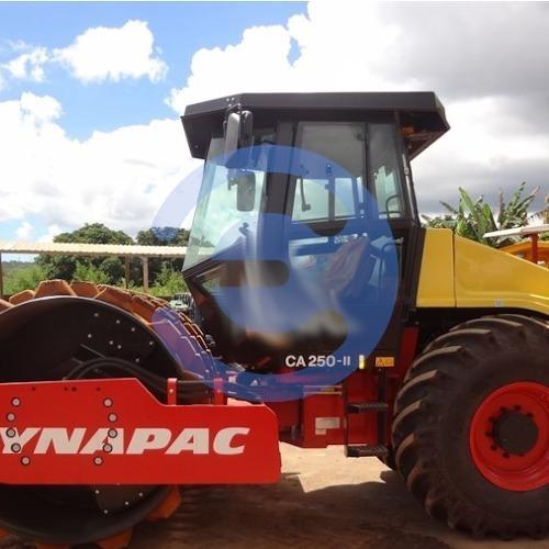 Imagem 1 de 8 de Rolo Compactador Dynapac Ca250 2013
