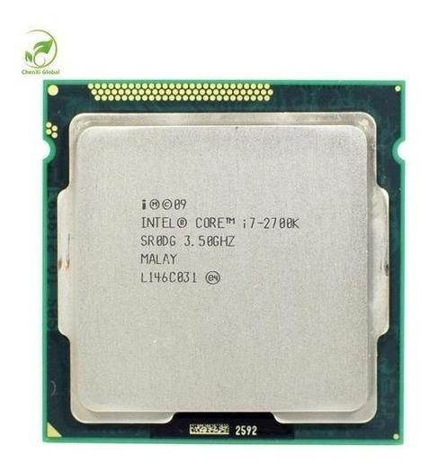 Processador Intel I7-2700k Soquete 1155 - Pc I7