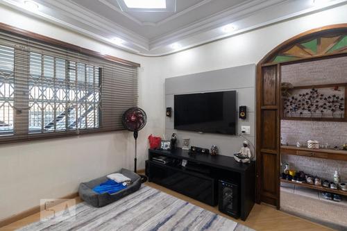 Casa À Venda - Vila Euthalia, 3 Quartos,  210 - S893124800