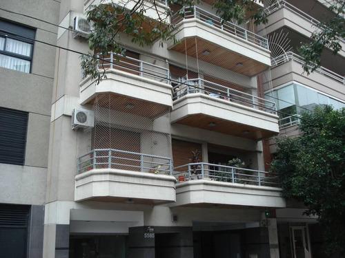 Imagen 1 de 14 de V Luro Boulevard R Falcon 5500 Semipiso 3 Amb Frente Balcon