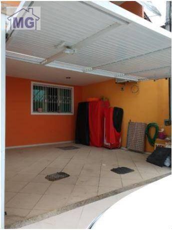 Imagem 1 de 20 de Casa Com 4 Dormitórios À Venda, 154 M² Por R$ 390.000,00 - Jardim Santo Antônio - Macaé/rj - Ca0214