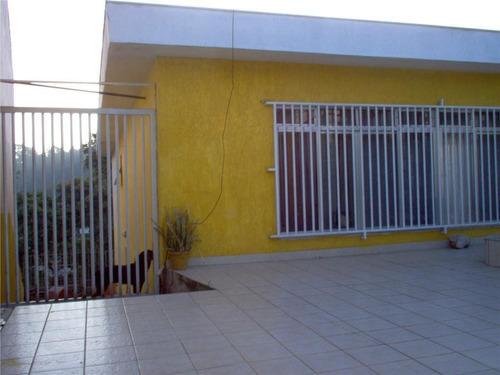 Casa Residencial À Venda, Jardim Tremembé, São Paulo - Ca0025. - Ca0025