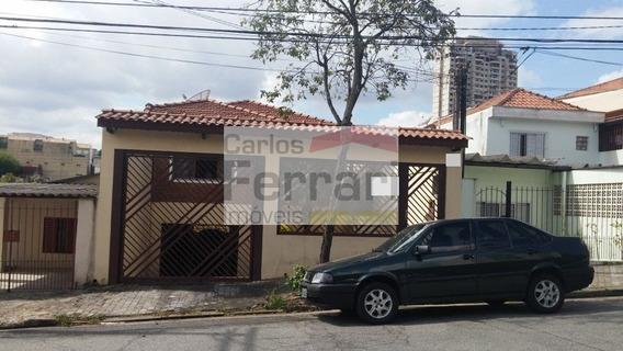 Casa Terrea Com Edicula - Cf11684