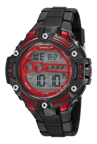Relógio Speedo Digital 81206g0evnp2