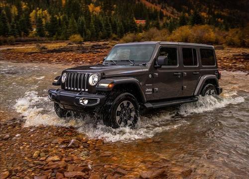 Jeep Wrangler Wrangler Sahara Unlimited Overland 4x4 2.0 At8