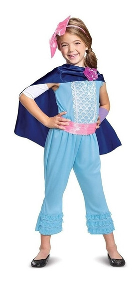 Disfraz 3 A 4 Años Bo Peep Disney Toy Story Niña X-small