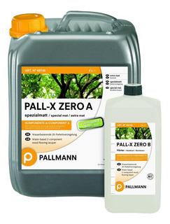 Hidrolaca Pallmann X Zero 5l (super Natural)