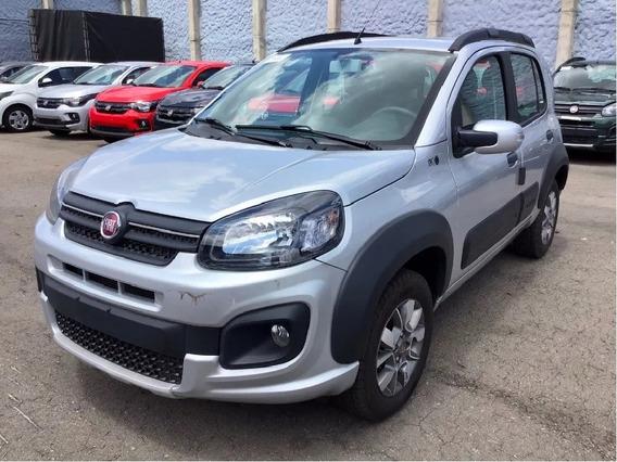 Fiat Uno Way 1.4 2020 Plata Bari