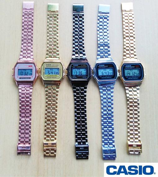 Kit Com 2 Relógios Vintage Unissex Atacado!