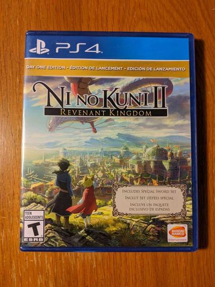 Ni No Kuni 2 Para Ps4