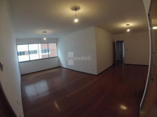Imagem 1 de 8 de Apartamento A Venda Em Higienopolis - Pc97392