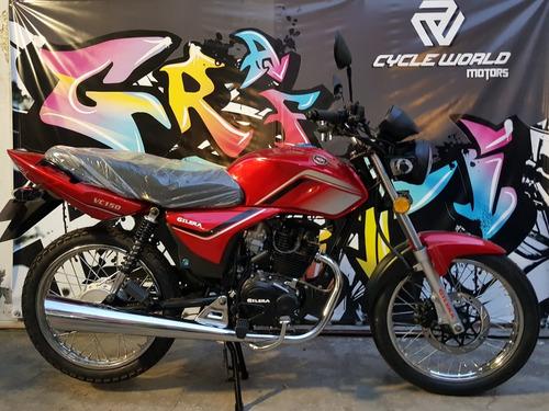 Moto Gilera Vc 150 0km 2019 Rayos Disco Promo Hasta 12/3