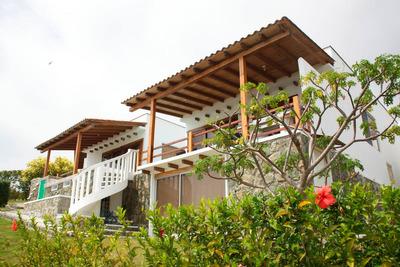 Casa En La Playa - Paradisíaco - Jama Pedernales Manabí