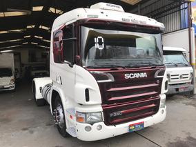Caminhão Scania P340 4x2 2010 Un.dono