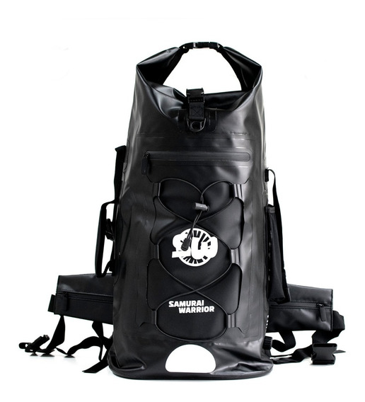 Mochila Samurai Warrior Estanca 100% Impermeable Waterproof