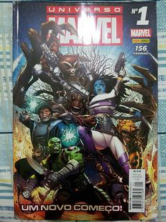Hq Universo Marvel N ° 1