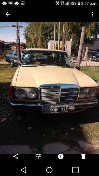 Mercedes-benz 1984