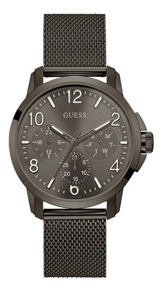 Relógio Guess Masculino Preto Esteira 92681gpgtsa3
