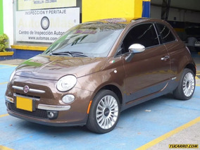 Fiat 500 Lounge At 1400cc 3p
