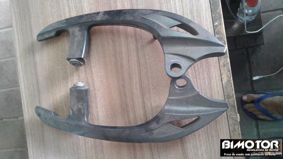 Par Alça Traseira Honda Hornet 2011 Original Usado