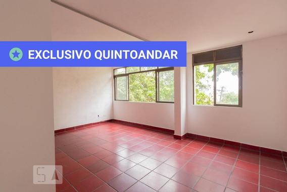 Apartamento No 1º Andar Com 2 Dormitórios - Id: 892991355 - 291355