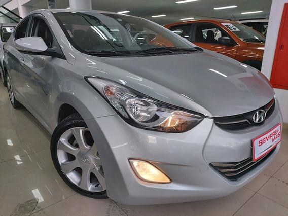 Hyundai Elantra 1.8 16v Gls Aut. 4p 2012 Veiculos Novos
