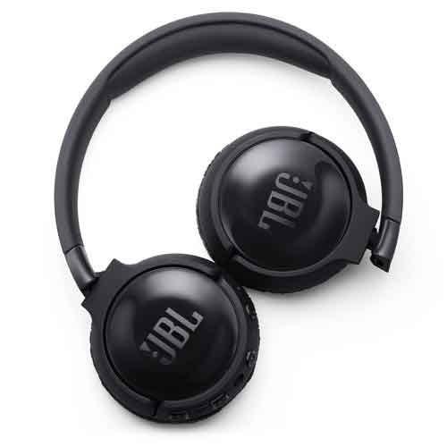 Fone Jbl Tune 600btnc Headphone Preto - Jblt600btncblk