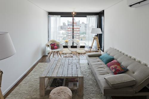 Alquiler Apartamento 2 Dormitorios Con Terraza. Centro