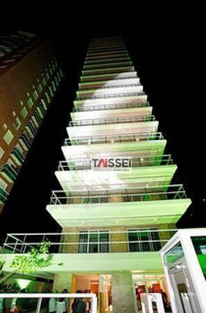 Apartamento Com 4 Dormitórios À Venda, 214 M² Por R$ 3.350.000 - Moema - São Paulo/sp - Ap1379