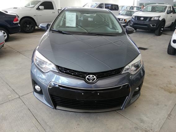 Toyota Corolla 1.8 S Mt 2016 Credito O Cambio
