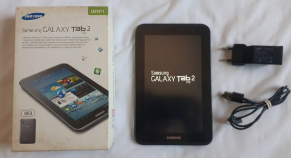 Tablet Samsung Galaxy Tab2 7 Gt-p3110 - Wi Fi - 8gb