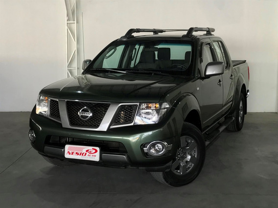 Nissan Frontier 2.5 Sv Attack 4x4 2014