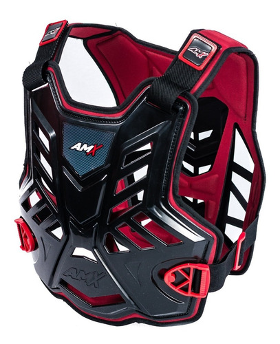 Imagen 1 de 10 de Pechera Motocross Estilo Thor Amx Control  Consultar Color