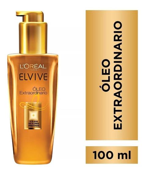Elvive Loreal Serum Oleo Extraordinario Nutricion X 100ml