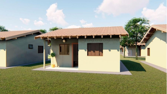 Casa Para Venda Em Ponta Grossa, Borato, 2 Dormitórios, 1 Banheiro, 1 Vaga - L-147893_1-1264955