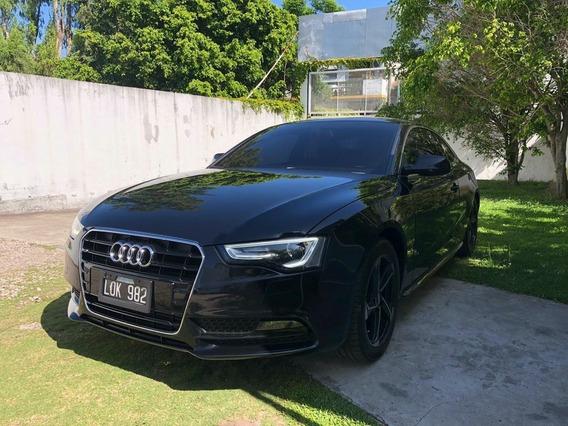 Audi A5 2.0 Tfsi Secuencial Muy Equipado Atendido En Conc Of