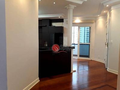 Apartamento Com 3 Dormitórios 150 M² - Tatuapé - São Paulo/sp - Ap4425