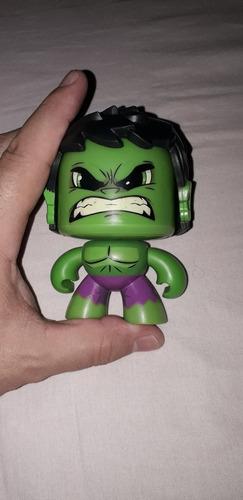Boneco Hulk Mighty Muggs Marvel - Hasbro