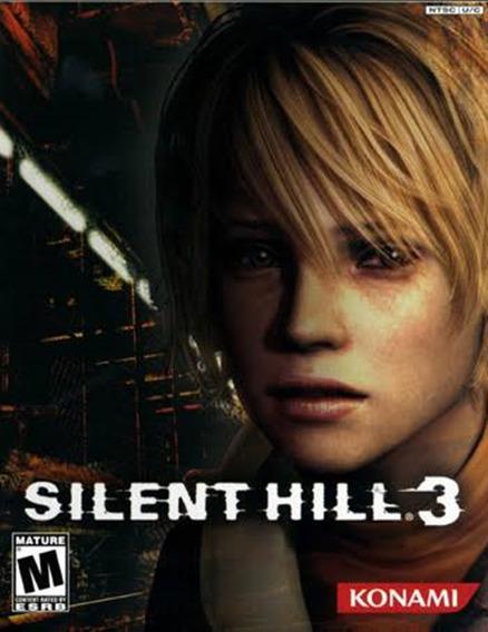 Silent Hill 3 Pc Envio Digital